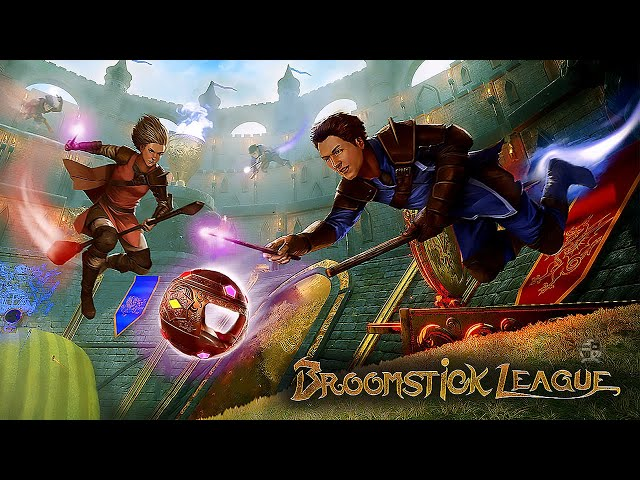 BROOMSTICK LEAGUE Gameplay