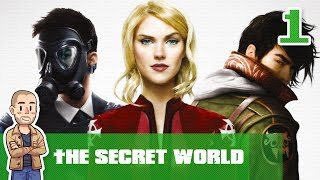 The Secret World Gameplay Part 1 - New Character - TSW Let