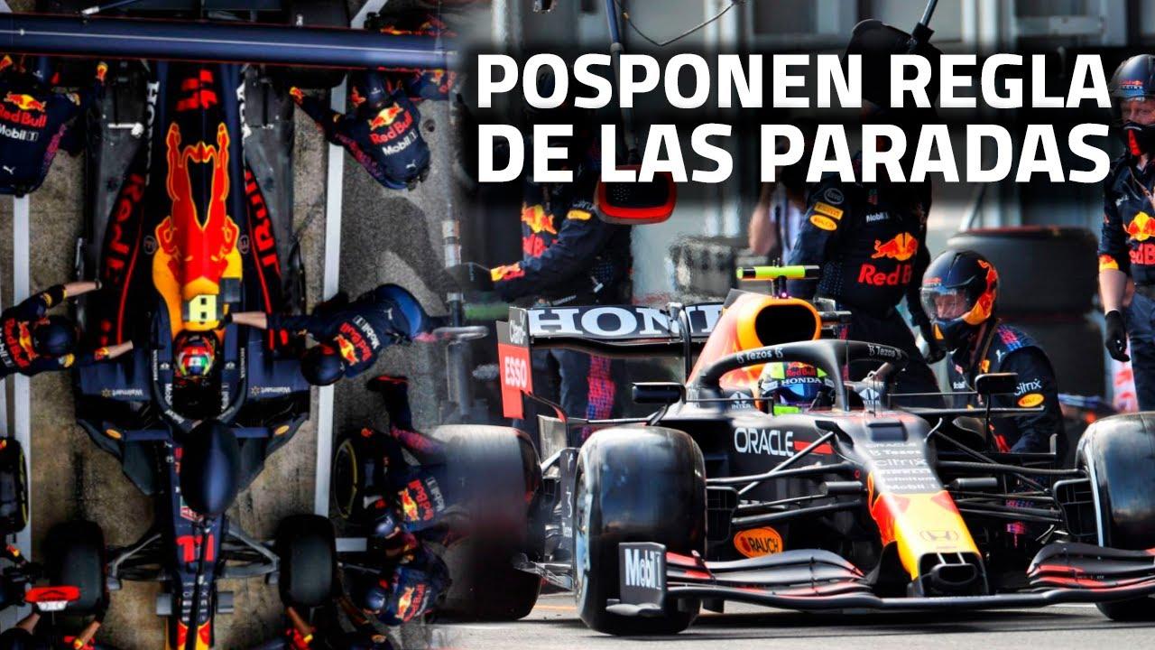 POSPONEN REGLA de las PARADAS en la F1 | CAMBIOS a la PRETEMPORADA de 2022 | ¡REGRESOS en MOTOGP!