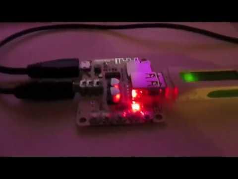 USB Flash Drive Kingston DataTraveler 2GB и Mp3 плеер SANWU