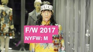 Gucci Fall / Winter 2017 Women
