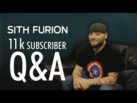 11k SUBSCRIBER Q&A