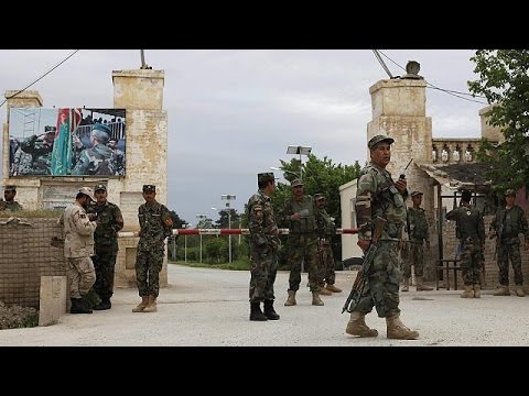 Taliban kill dozens at Afghan army HQ