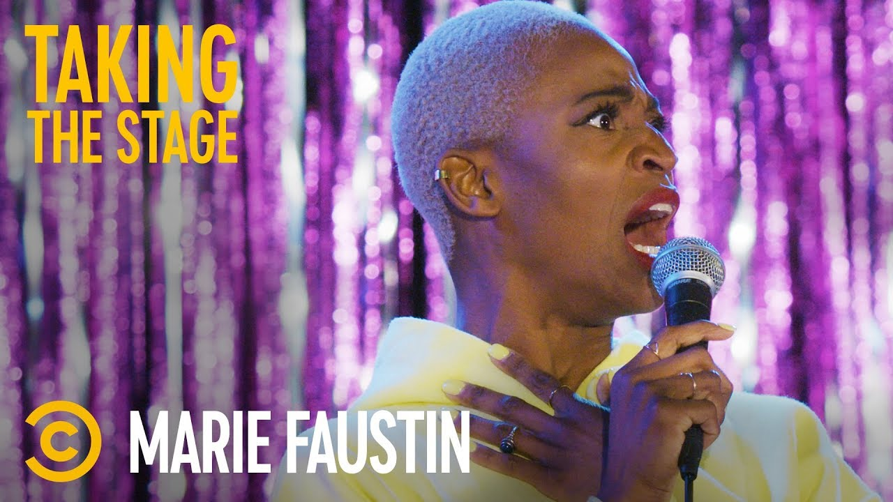 "What Watching Too Much ""Law & Order: SVU"" Will Do to You - Marie Faustin - Taking the Stage"