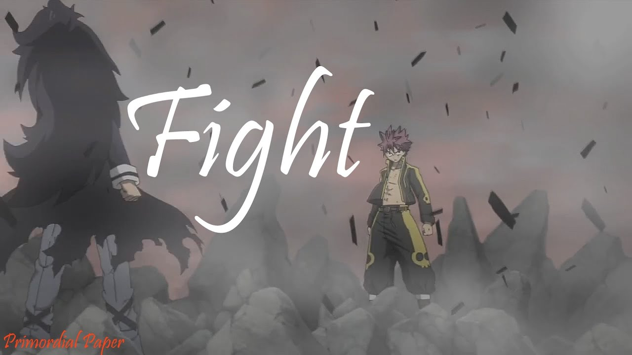 Download Fairy Tail AMV - Fight