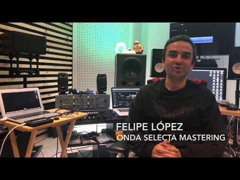 iLoud Micro Monitor - Felipe López, Onda Selecta Mastering