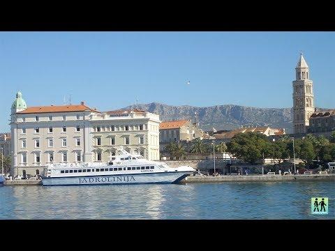 wisata-ke-kota-tua-split-di-negara-kroasia---eropa-timur- -split-old-town-in-croatia---europe