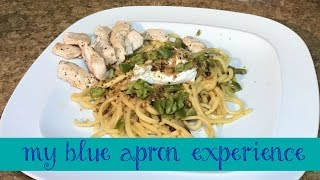 My Blue Apron Experience | What We Liked & Disliked