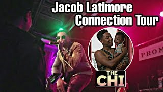Meeting Jacob Latimore(The CHI)!! | Connection Tour Show 2019 Vlog