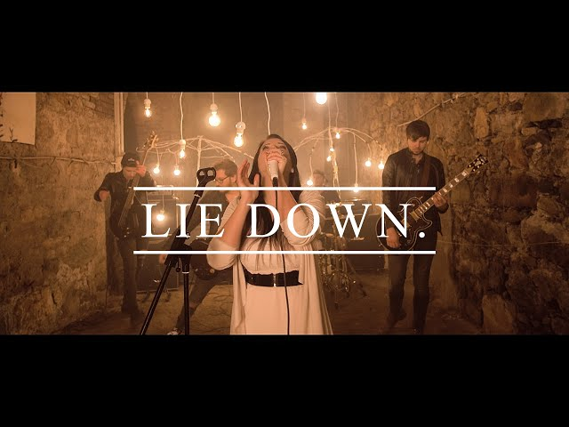 Light Up The Town - Lie Down. [Official Music Video]