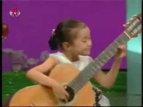 Korean Kindergarten Guitar Band