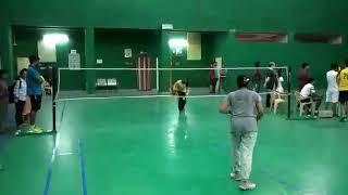 Arya badminton turnament