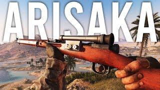 Arisaka Sniper - Battlefield 5
