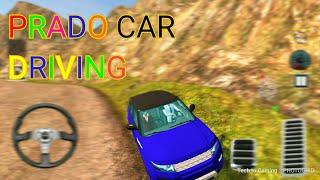 OFFROAD PRADO CAR DRIVER Fortuner Racing Simulator GamePlay