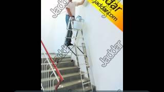 Jaddar Step ladder,Extension ladder,Platform,laddar parts,loft ladder  www jaddar 001