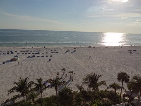 Clearwater Beach Florida. On my way to Treasure Island. Vlog: Russian Girl in USA. Part 12