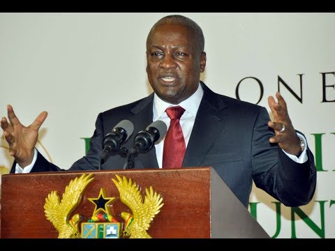 Former Ghanaian President Mahama reveals why he kept off Kenya's October Election