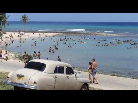 Santiago de Cuba, Playa de Cuba, Siboney, Compay Segundo - Editado por Carmine Salituro