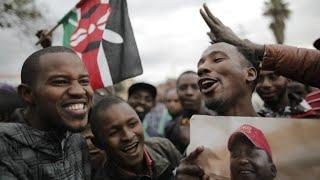 كينيا: إعلان فوز الرئيس المنتهية ولايته أوهورو كينياتا في الانتخابات الرئاسية