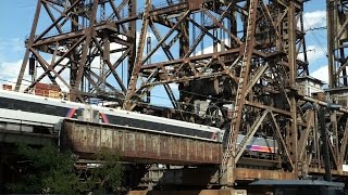 Repairs Could Close Hudson River Train Tunnel for a Year