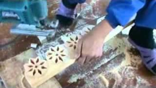 видео Как сделать деревянные наличники на окна самостоятельно