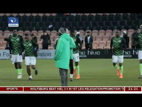 Reactions Trail Super Eagles World Cup Provisional List | Sports Tonight |