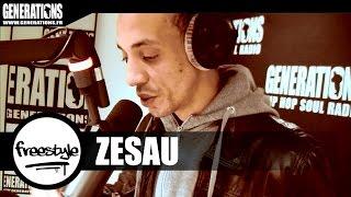 Zesau - Freestyle #ALDGShow (Live des studios de Generations)