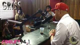 Griss Acosta entrevista en la Radio Fidelity 94.1 FM - Dando Candela | Santo Domingo RD