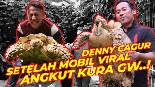 FIGHTHING GETS A GIANT TURTLE WITH DENNY CAGUR