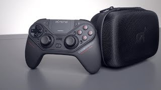 ASTRO C40 TR Controller | Unboxing + Setup for PS4 and PC