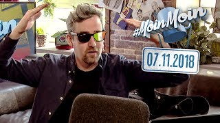 Stupid ads & my current top 5 youtube channels | Irish MoinMoin with Donnie vol. 2