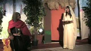 Ram leela  mata sita haran at Surrey Mandir Fiji kirtan bhajan