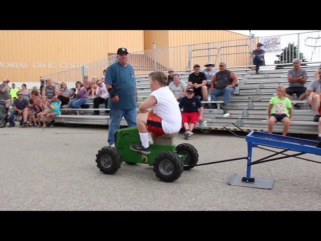 Kids' Pedal Pull