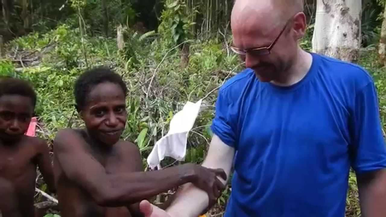 Cannibals of Papua