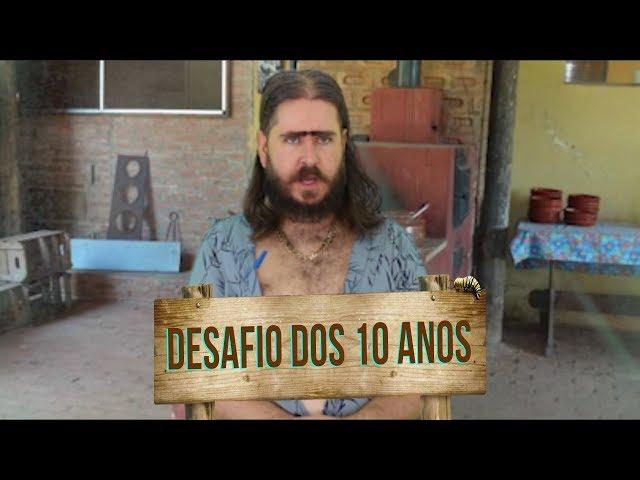 Plantão do Chico: Desafio dos 10 Anos #10YearsChallenge