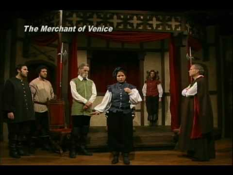 The Quest for Shakespeare - The Quality of Mercy