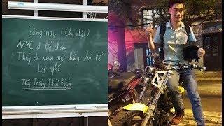 Thầy giáo 'c/ự/c lầy' Thái Bình cho HS nghỉ để đi cưới người cũ