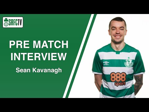 Sean Kavanagh | Pre Match Interview v Galway United | 22 July 2021