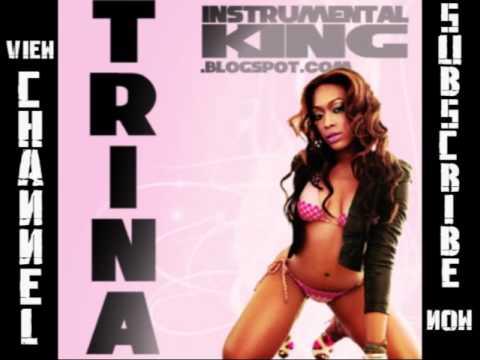 TRINA - Red Bottoms (instrumental)