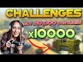 Tanki Online Challenges - Buy 10000 Containers!? танки Онлайн