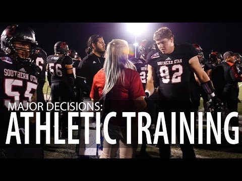 Major Decisions: Athletic Training