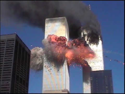 New September 11 2001 raw video