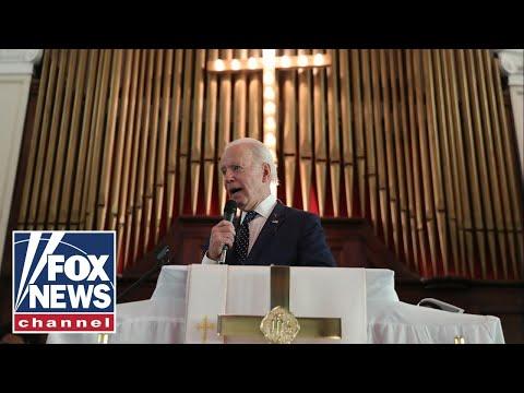 Catholic bishops advance effort to deny Biden communion