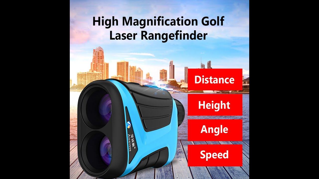 High Magnification Golf Laser Rangefinder