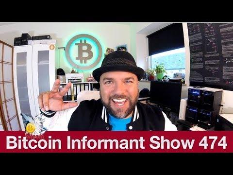 #474 Bitcoin ATM in München, Bitcoin Bedrohung für Regierung & Blockhain Smartphone HTC Exodus