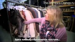 Vampire Diaries 1940s Flashback (русские субтитры)