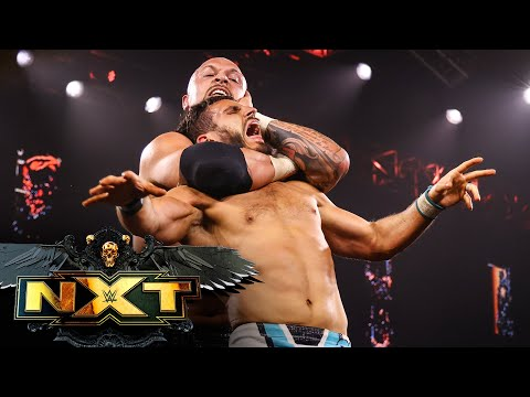 Karrion Kross vs. Johnny Gargano – NXT Title Match: WWE NXT, July 13, 2021