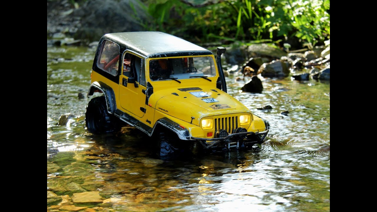tamiya cc 01 jeep wrangler yj a small trip to an old graphite mine summer 2013 hd youtube. Black Bedroom Furniture Sets. Home Design Ideas