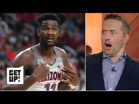 News of Deandre Ayton's payments from Arizona's Sean Miller backfired – Sean Farnham   Get Up!