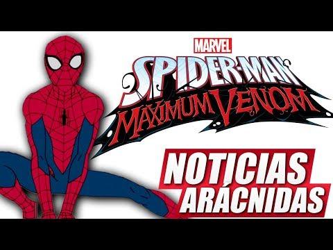 ¡Anuncian Tercera Temporada De Marvel's Spider Man!